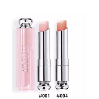 Son dưỡng môi Dior Addict Lip Glow 001 004 Fullsize Fullbox  Hàng Chuẩn