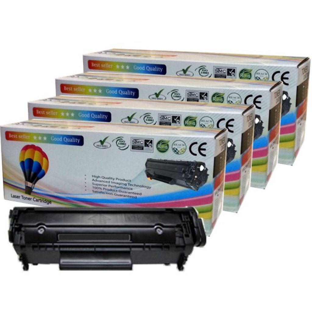 Printer Scanner Balloon Toner CANON LBP-6030 Cartridge 325 4 กล่อง(สีดำ)rinter Scanner Balloon Toner CANON LBP-6030 Cart