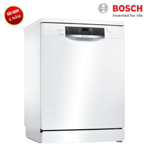 💦 Máy Rửa Bát Bosch SMS46GW01P - SERI 4 💦