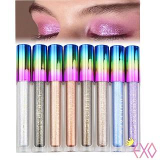New Makeup Cosmetics Shimmer Eyeshadows Liquid Waterproof Diamond Glitter thumbnail