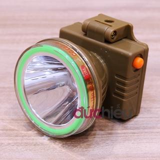 [ Chuyên lặn ] Đèn pin đội đầu siêu sáng lặn biển, đèn pin đội đầu chống nước dành cho thợ lặn KL lighting Đức Hiếu Sh thumbnail
