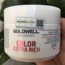 DẦU HẤP GOLDWELL DUALSENSE COLOR EXTRA RICH 200ML