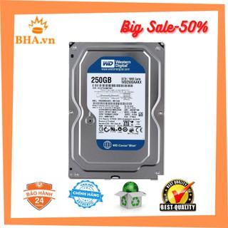 ổ cứng máy tính HDD Western 250gb thumbnail