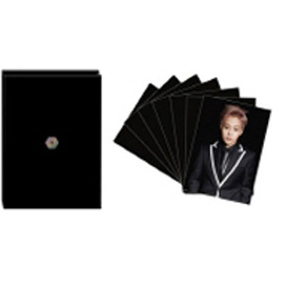 EXO THE LOST PLANET IN SEOUL Official Concert Postcard