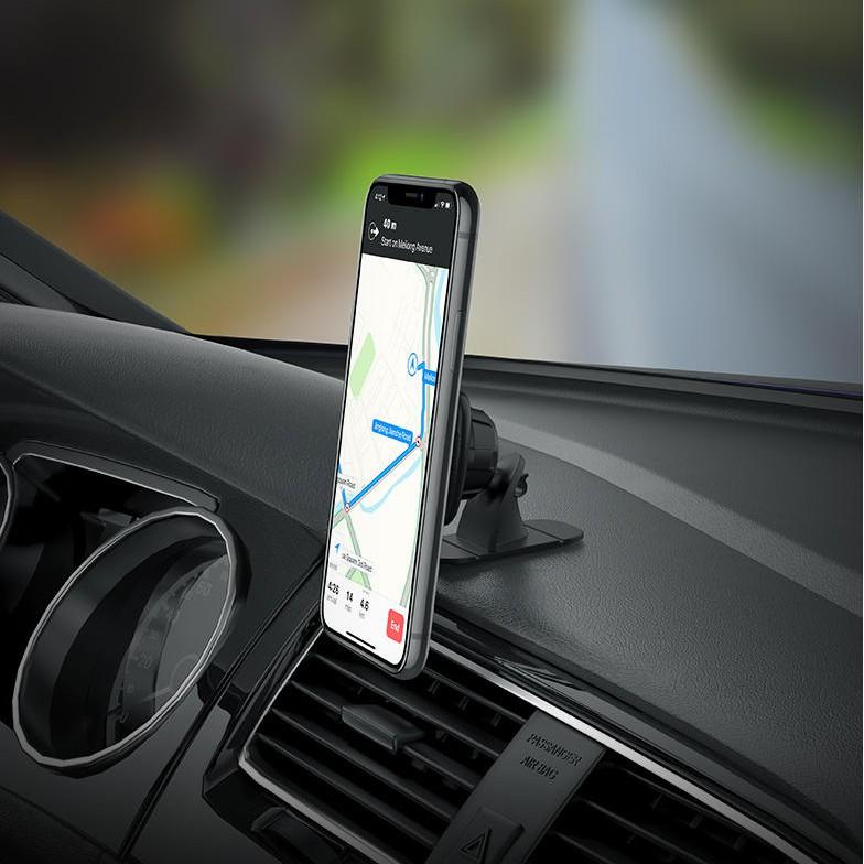 Giá đỡ điện thoại trên xe hơi HOCO CA66