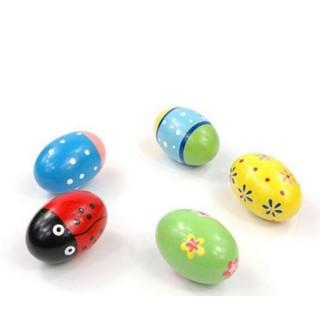 Chỉ còn 30% – Lục lạc hình quả trứng cho bé _HLimported _HL MUA NGAY
