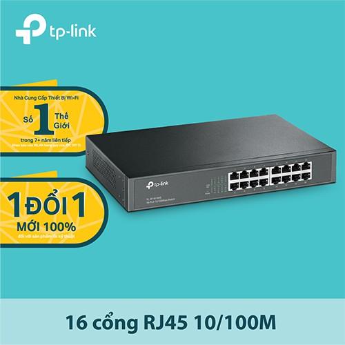 TP-Link TL-SF1016DS Switch Chia Tín Hiệu 16 cổng 10/100Mbps