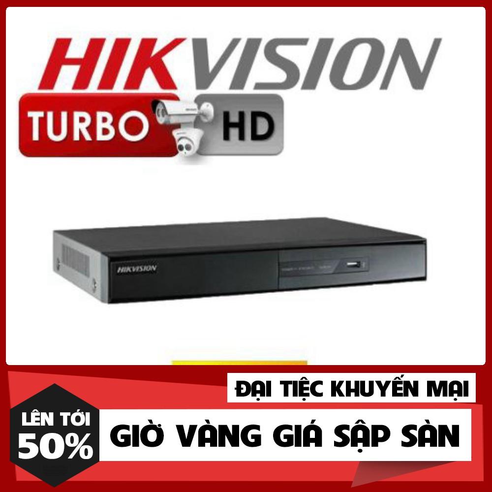 🍀 Đầu ghi hình 16 kênh Turbo HD 3.0 Hikvision DS-7216HGHI-K1  - Hàng chính hãng 100%.