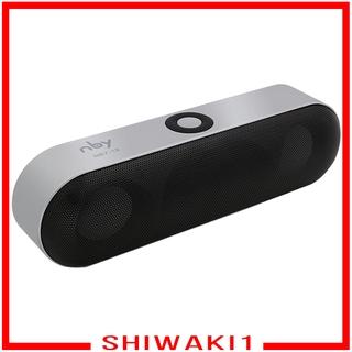Loa Bluetooth Không Dây Nby-18 Nhỏ Gọn Tiện Dụng