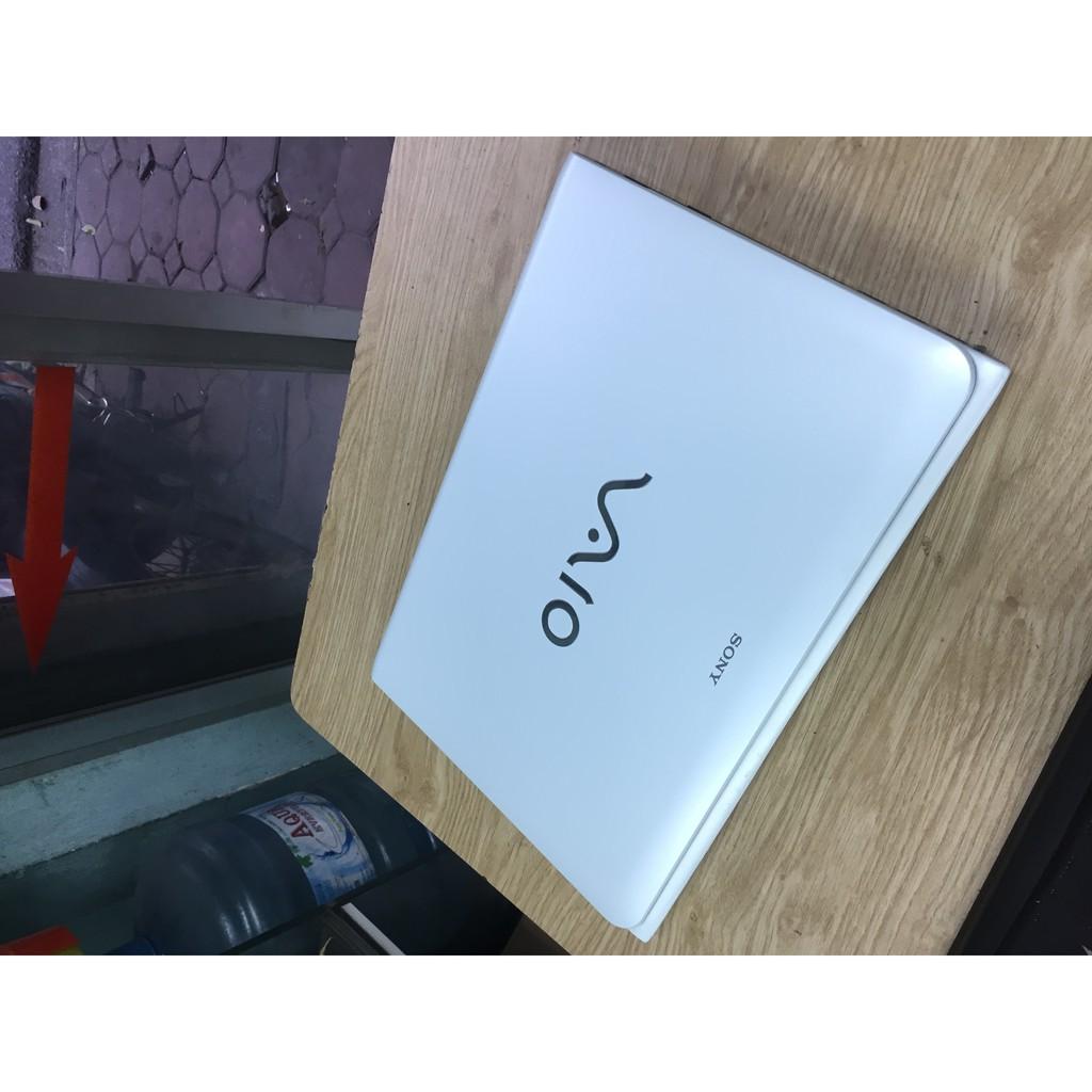 Hot Hot Laptop Sony vaio SVE14 Sang chảnh chíp core i5-3210M/4GB/HDD 320GB Cạc HD4000 game mượt. Tặng chuột không dây Giá chỉ 6.190.000₫