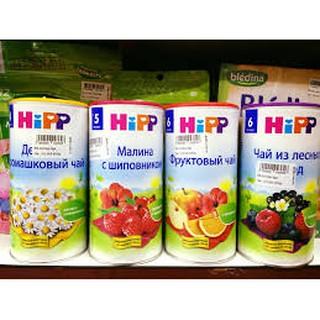 Trà HIPP nội địa Nga cho bé từ 4M-5M-6M