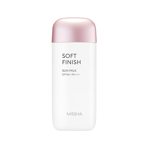 Kem chống nắng Missha All-around Safe Block Soft Finish Sun Milk