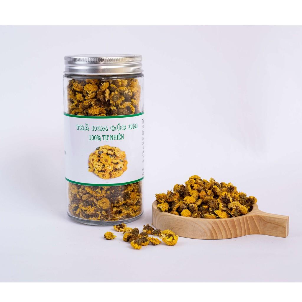 Hoa cúc vàng nhỏ sấy khô
