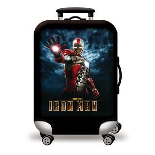[Hàng Có Sẵn]Túi bọc vali co giãn Iron man mẫu mới siêu hot thumbnail