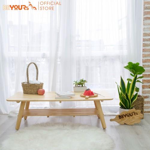Bàn Trà Sofa Thông Minh BEYOURs A table Bằng Gỗ Hình Chữ Nhật
