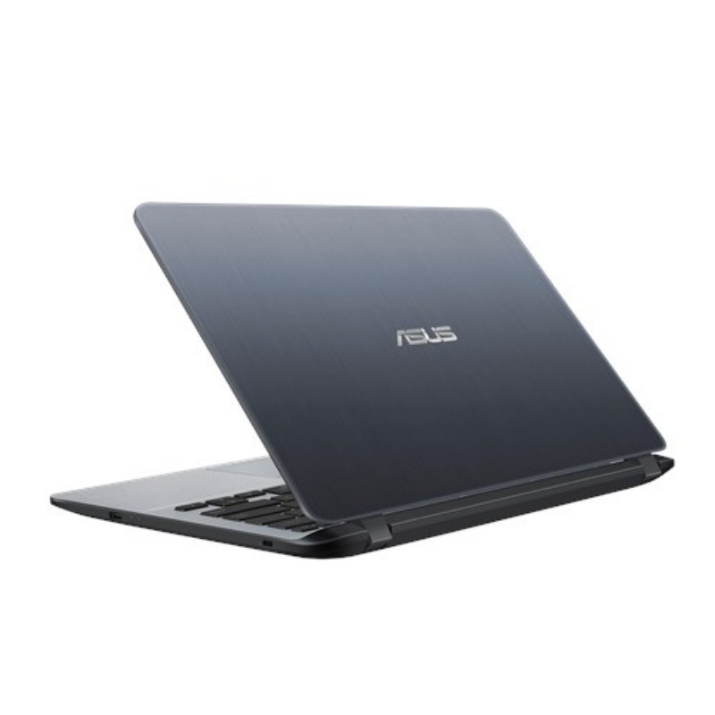 """Laptop Asus X407MA-BV085T (Xám) Celeron N4000 I 4G I 1TB I 14""""HD I WIN 10 Chính Hãng"""