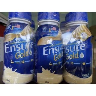 Lốc 6 chai Ensure Gold 237ml cho người già, người bệnh