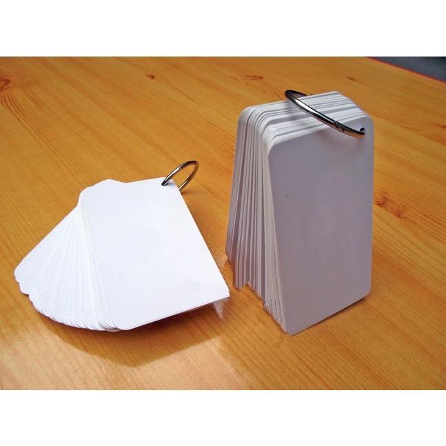 (10 cái) Khoen tròn làm Flashcard