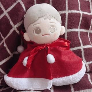 ||CÓ SẴN|| Áo choàng Christmas cho doll 20cm