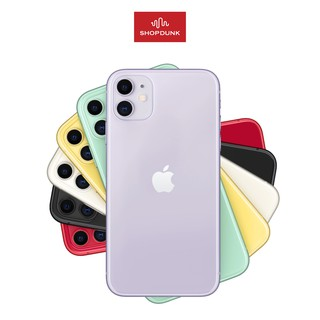 Hình ảnh Điện thoại Apple iPhone 11 64GB - Hàng Chính Hãng VN/A-0