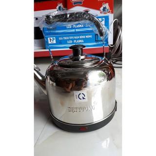 Ấm đun nước siêu tốc ĐẠT TƯỜNG 5lit (sủi tự ngắt)