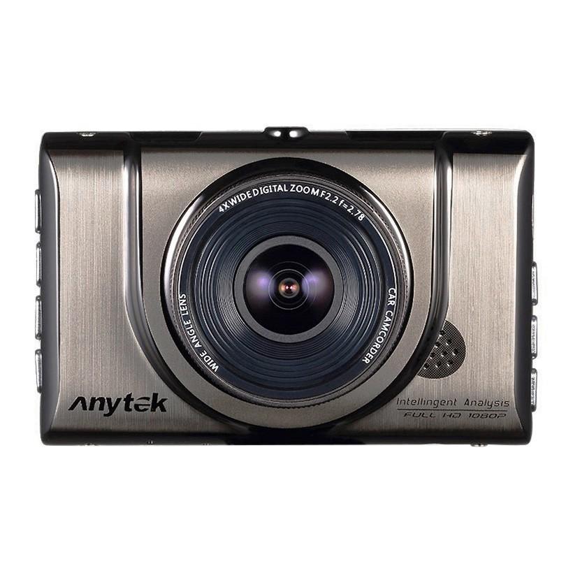 Camera hành trình Anytek A100 Màn hình 3.0 inch Full HD Góc cực rộng 170 độ Đen + Thẻ nhớ 32GB