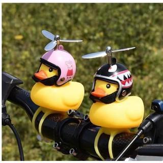 GIA SI Vịt gắn xe có Đèn Nháy đội Mũ Chong Chóng vịt vịt
