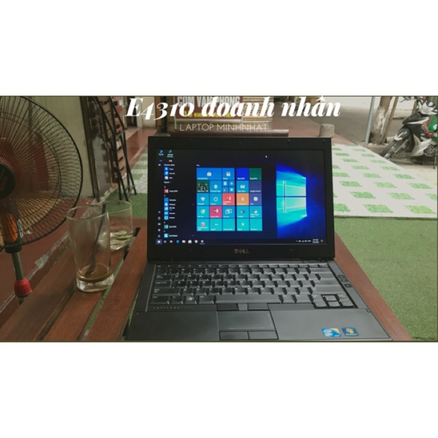 Laptop cũ dell E4310 core i5 M520 ram 4G Hdd 250