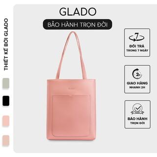 Thời trang nữ phong cách Hàn Quôc sành điệu thời trang Glado màu hồng đậm - TG003 thumbnail