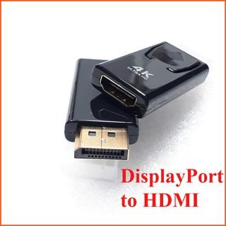 Đầu chuyển DisplayPort DP to HDMI hỗ trợ 4K (DisplayPort sang HDMI)