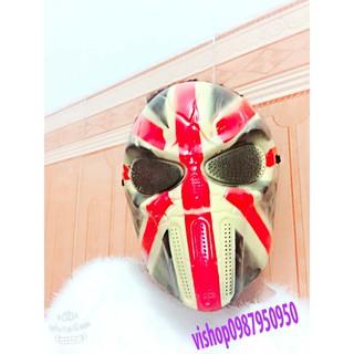 mặt nạ hóa trang Chieftain Horror CS mã M2016