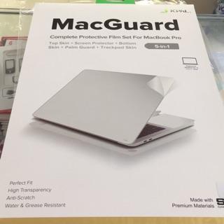 Bộ dán Full cho Macbook pro 16 . Hàng chính hãng JCPAl