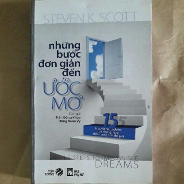 Những bước đơn giản đến ước mơ. - 3058573 , 343801925 , 322_343801925 , 75000 , Nhung-buoc-don-gian-den-uoc-mo.-322_343801925 , shopee.vn , Những bước đơn giản đến ước mơ.