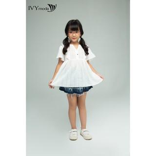 Áo bé gái IVY moda MS 16G0998