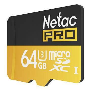 Thẻ nhớ MicroSD 64Gb Netac class 10