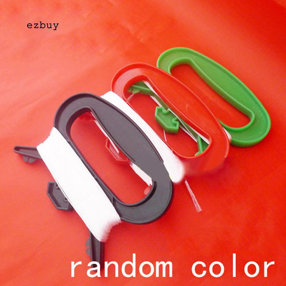 【EY】30/50/100m D Shape Kite Line String Winder Handle Outdoor Board Children Kite