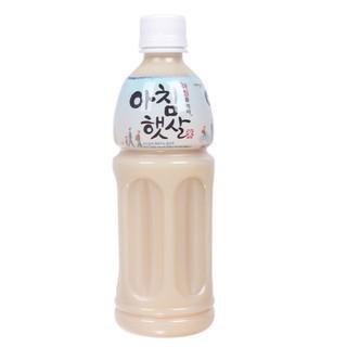 Nước Gạo Rang Woongjin Hàn Quốc Chai 500ml (Morning Rice)