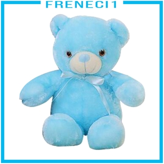 [FRENECI1] Teddy Bear Toys Cartoon Animals Figure Toys Battery Powered Home Decor Ornaments