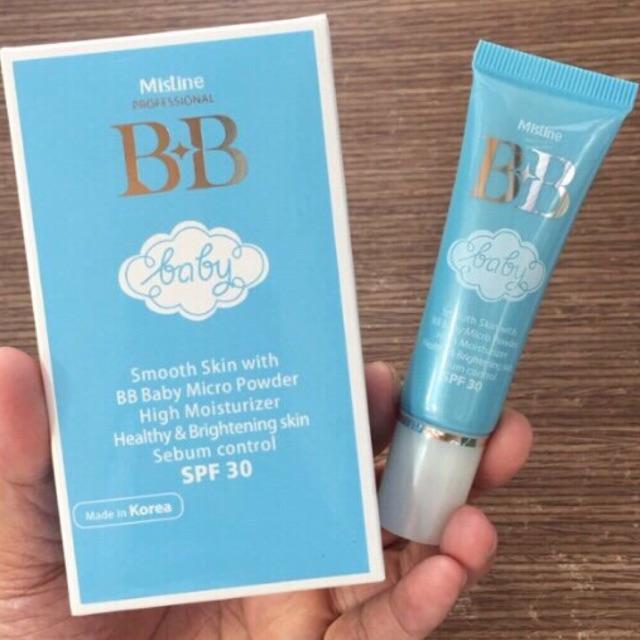 Kem BB cream Baby Face Mistine Thailand