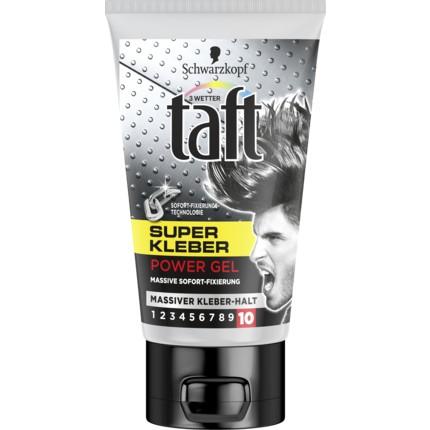 Gel Vuốt Tóc Taft Super Kleber Styling Gel, 150 ml
