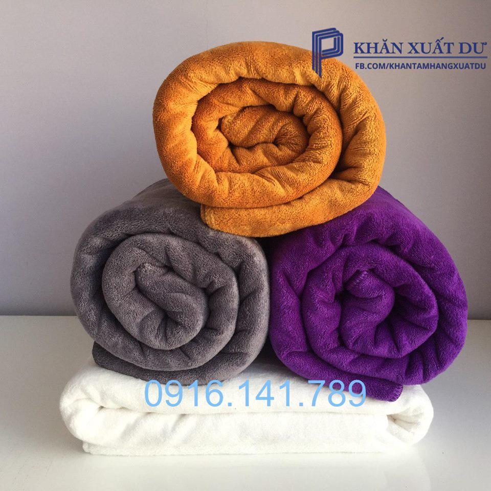 khăn trải giường Spa kt 90x190cm 700gr