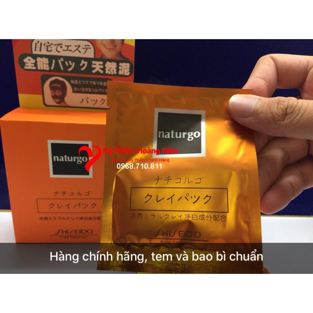 Mặt nạ bùn Shiseido Naturgo lột mụn của nhật bản - 3431926 , 1341174340 , 322_1341174340 , 4000 , Mat-na-bun-Shiseido-Naturgo-lot-mun-cua-nhat-ban-322_1341174340 , shopee.vn , Mặt nạ bùn Shiseido Naturgo lột mụn của nhật bản