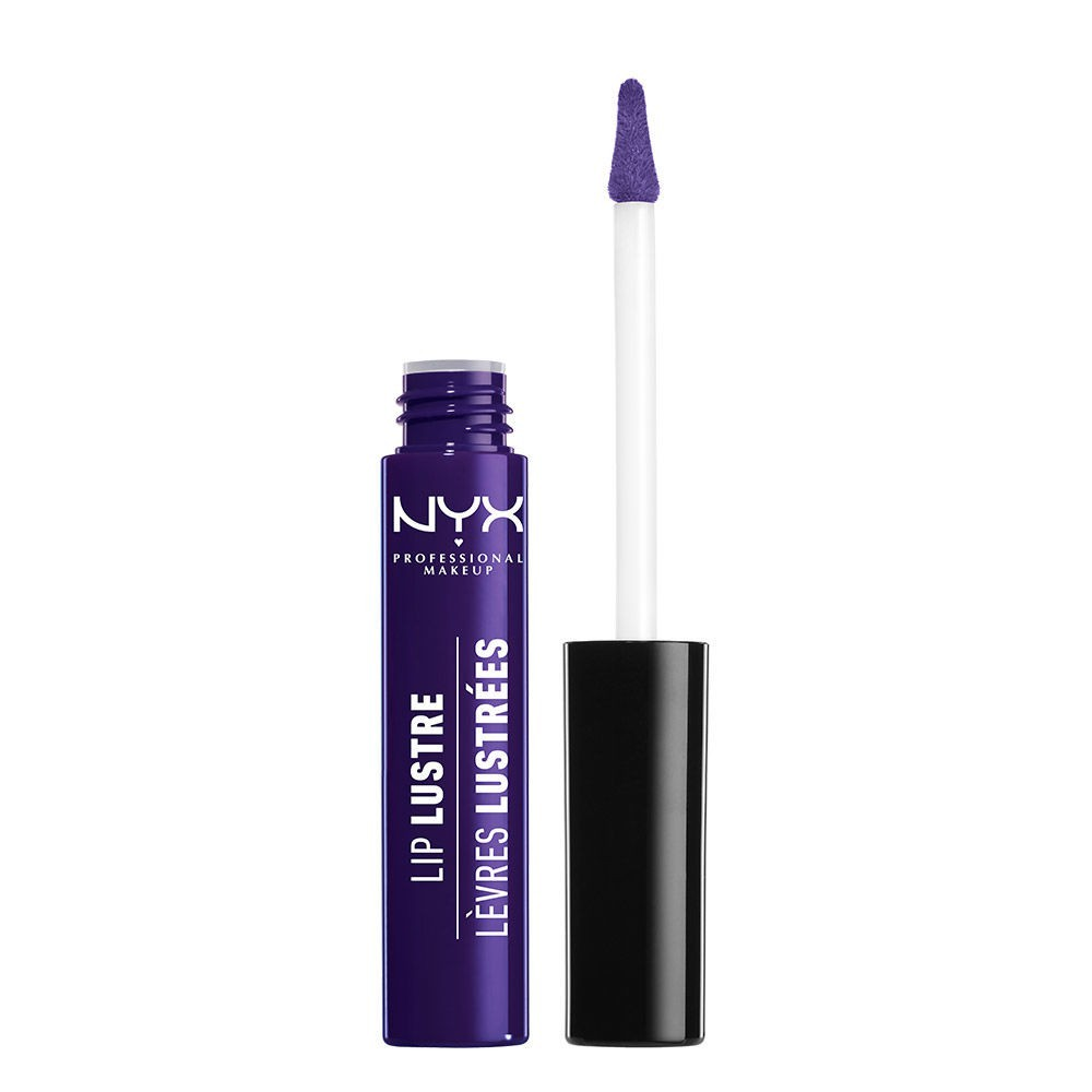 Son tint bóng NYX Lip Lustre Glossy Lip Tint LLGT11 Dark Magic