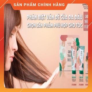 Chính Hãng 100% Xịt dưỡng tóc cao thảo dược soherbs thumbnail