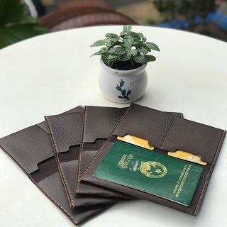 Ví Đựng Passport , Đựng Hộ Chiếu Da PU Cao Cấp Onimax thumbnail