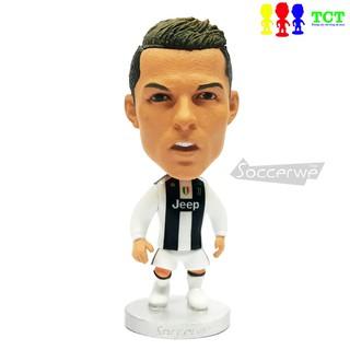 [Nhập TOYAPR10K giảm ngay 10K]Tượng cầu thủ bóng đá Cristian ronaldo (CR7) – Juventus