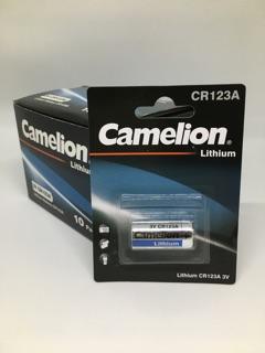 [Bán chạy] Pin CR123 Camelion lithium 3V