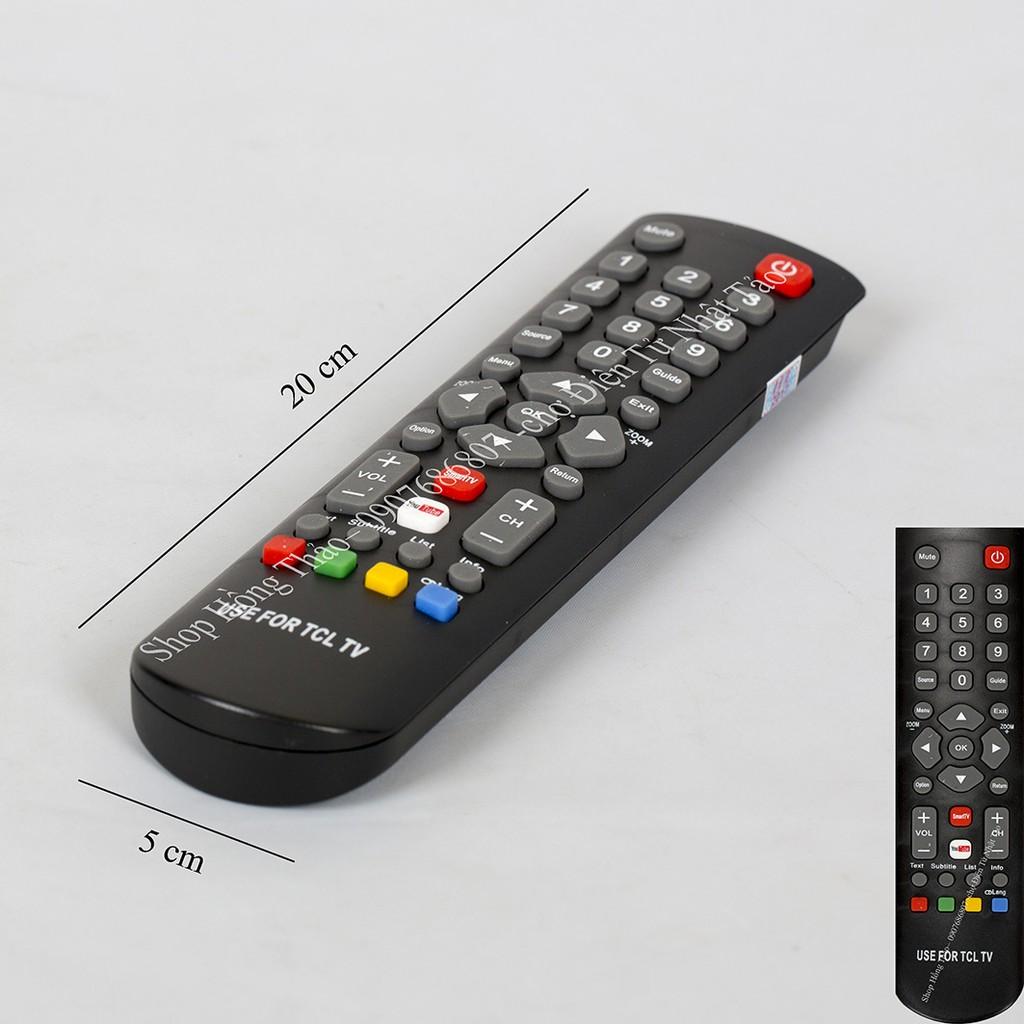 Remote Tivi for TCL - Smart không hộp - 2815765 , 259023029 , 322_259023029 , 60000 , Remote-Tivi-for-TCL-Smart-khong-hop-322_259023029 , shopee.vn , Remote Tivi for TCL - Smart không hộp