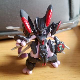 Mô hình Pokemon_Mewtwo Armored