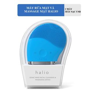 [HB GIFT] Máy Rửa Mặt Và Mát Xa Da Mặt Halio Facial Cleansing & Massaging Device thumbnail